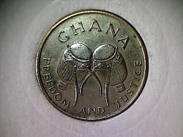 Ghana 5 Cedis 1984 - Ghana