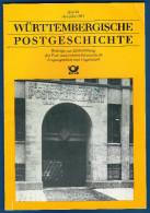 Württembergische Postgeschichte,Heft 20,Ausgabe 1985,Post,Fernmeldewesen,Geschichte Des Postgiroamts Stuttgart, - Libri, Riviste, Fumetti
