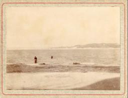 Marseille : Pointe Rouge - Photo Datée De Mars 1917 - Lieux