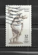USA 1996 - CENTENNIAL OLYMPIC GAMES - USED OBLITERE GESTEMPELT USADO - Summer 1996: Atlanta