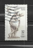 USA 1996 - CENTENNIAL OLYMPIC GAMES - USED OBLITERE GESTEMPELT USADO - Ete 1996: Atlanta