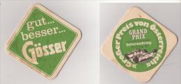 Gösser Brauerei Österreich , 1978 , Grand Prix - Bierdeckel
