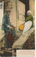 La Goubey Postcard, La Normandie Pittoresque, Mais, Chés Tout Qui R´augmente  2464 - Basse-Normandie