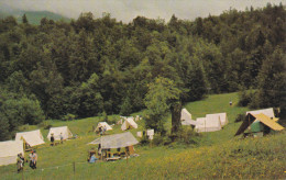 """Girl Guide Provincial Campsite , """"TSOONA"""" , Frasher Valley , B.C.  , Canada , 50-60s - Scouting"""