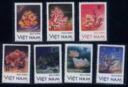 Vietnam Viet Nam MNH Perf Stamps 1987 : Coral (Ms525) - Vietnam