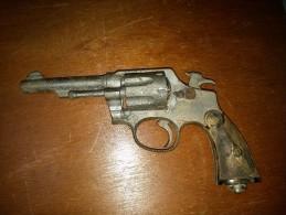 Revolver De Fouille Neutralisé - Armes Neutralisées