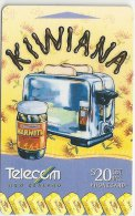 New Zealand - Best Thing Sliced Bread, Kiwiana, 511DO, 1999, 30.000ex, Used - Neuseeland