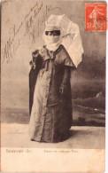 Turquie - Souvenir De : Femme En Costume Turc - Türkei
