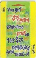 New Zealand - Blah, Blah, Blah, Premium Issue, 431DO, 1997, 55.000ex, Used - Neuseeland