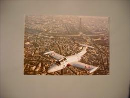 AVIONS MORANE SAULNIER M.S. 760 PARIS AU DESSUS DE PARIS - 1946-....: Moderne