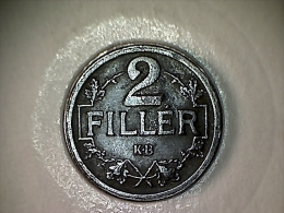 Hongrie 2 Filler 1918 - Hongrie