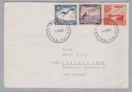 OZ NAURU 1960-03-01 Brief Nach Wellsee DE - Nauru
