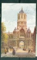 Tom Tower Christ Ch. Oxford   - Rat179 - Oxford