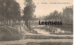 Dendermonde- Termonde- Promenade Autour Des Remparts. (Bertels Nr 15) - Dendermonde