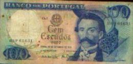 Portugal - 1OO Escudos Ouro 20.09.1978 - Portugal