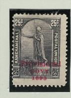 USA Hawai 1893 Mi# 51b*Falz 25cent - Hawaï