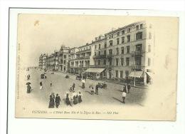 Ostende Hôtel Beau Site Et La Digue De Mer Oostende - Oostende