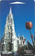New Zealand - Church Of Otago, Turrests & Towers, 421CO, 1997, 50.000ex, Used - Nueva Zelanda