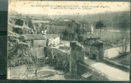 n�825 Argenton Chateau - Ancienne porte d´entr�e du ch�teau de Philippe de Comines  ( rouille)   - rau10