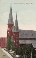 Massachusetts Holyoke Church Of The Rosary - United States