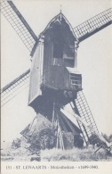 ST LENAARTS MOLENHEIKEN 1699-1940 WINDMOLEN - Brecht