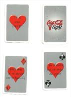 Cartes à Jouer Coca-Cola Light - 54 Cartes