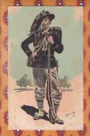 1 Cpa Militaire - Uniformi
