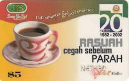 BRUNEI - JTB Prepaid Card $5, Exp.date 31/07/05, Used - Brunei