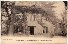 """69. Le Bruissin. """"à Sainte Clotilde"""" - Frankreich"""