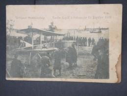 GRECE - Carte Postale De Salonique Taube Captif En 1916 - Trés Rare - Dans L´état - à Voir  P7726 - Grecia