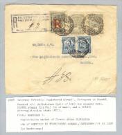 Kolumbien 1928-11-26 Scadta-R-Brief Nach Bogota - Colombie