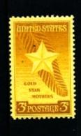 UNITED STATES/USA - 1948  GOLD STARS MOTHERS   MINT NH - Stati Uniti