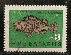 BULGARIE  N°   1330  OBLITERE - Usados