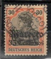MAROC.Bureaux Allemands.1905.Michel N°26.OBLITERE.15G69 - Deutsche Post In Marokko
