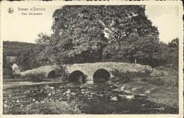 Vresse  S/ Semois -- Pont  St.  Lambert.  (2 Scans) - Vresse-sur-Semois