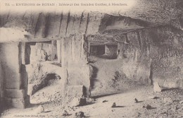 Meschers 17 - Intérieur Des Grrandes Grottes