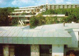 Bulgaria - Primorsko - International Youth Center View From The Centre To Hotel Biser Bisser - Printed 1974 - Hotels & Restaurants