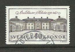 SCHWEDEN Sverige Sweden 1990 Michel 1629 Architektur O - Schweden