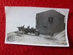 AUTOBUS MONT VENTOUX 1926 - Automobiles