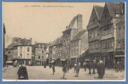 22 - LANNION --  Vue Générale De La Place Du.... - Lannion