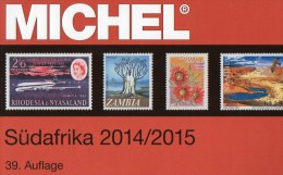 Süd-Afrika Band 6/2 MICHEL Katalog 2014 Neu 80€ South-Africa Botswana Lesetho Malawi Namibia Sambia Südafrika Swaziland - Télécartes