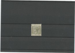 1895 GIBRALTAR, EFIGIE REINA VICTORIA  YVERT N°30 ,NUEVO PERFECTO - Gibraltar