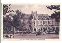 Cp, 62, Le Touquet-Paris-Plage, Hôtel Picardy - Le Touquet