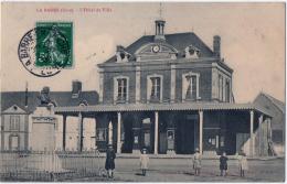 La Barre Eure Enfants Hotel De Ville 1909 état Superbe - France