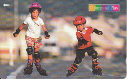 JERSEY ISL. - Children At Play 1, CN : 83JERA(normal 0), Used - United Kingdom
