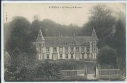 Buire-le-Sec-Bois-Jean-Le Château De Romont (Légère Corne D'angle En Haut à Droite,voir Scan)-(CPA) . - Francia