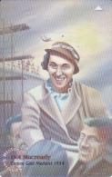 JERSEY ISL. - Sporting History/Dot Macready, CN : 69JERC(normal 0), Tirage %30000, Used - United Kingdom
