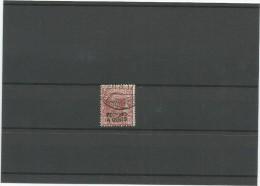 1917 OFICINA ITALIANA PEKIN CHINA - ITALIA YVERT N°3 ,SOBRECARGADO - 11. Oficina De Extranjeros