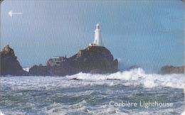 JERSEY ISL. - Corbiere Lighthouse, CN : 64JERA(normal 0), Used