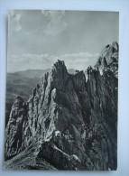 PIETRACAMELA PUNTA DEI DUE TORRE LIVIA DAL PASSO DEL CANNONE -  FG -VIAGGIATA 1956 (ABR-2444 - Italie